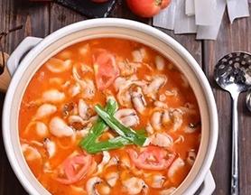 我家酸菜鱼加盟,番茄+鱼=火锅?
