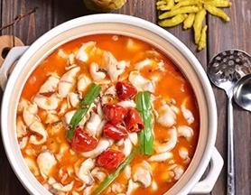 我家酸菜鱼加盟,若要冬季御寒益气,怎能少这份妖娆香辣鱼呢?